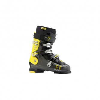 Boty Full Tilt High Five Black Yellow