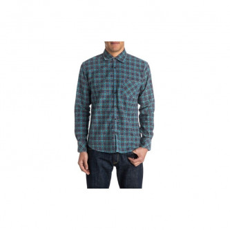 Košile Quiksilver Pinelook Federal Blue