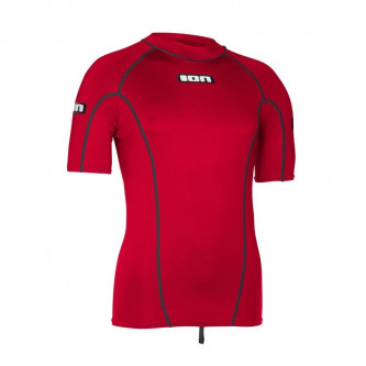 lycra top ION SS Men Promo red
