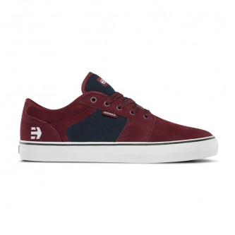 boty ETNIES Barge LS Red Navy