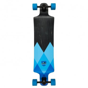 Longboard D Street Drop Down Geo 40 Blue