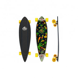 Longboard D Street Pintail Tropical 38 Multi
