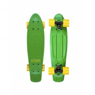 Cruiser D Street 3Rd Gen Penny 23 Green Yellow