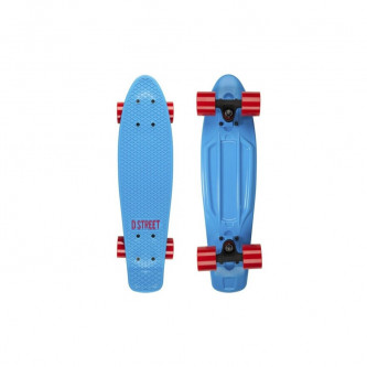 Cruiser D Street 3Rd Gen Penny 23 Blue Red
