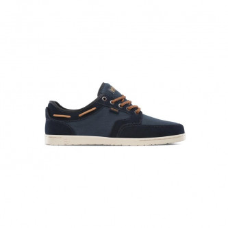 boty ETNIES Dory Navy Brown White