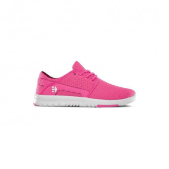 boty ETNIES GIRL Scout Wmns pink white pink