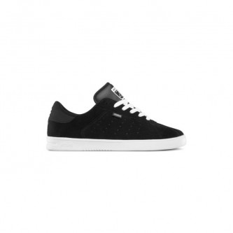 boty ETNIES The Scam black white