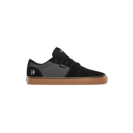 boty ETNIES Barge LS BLACK DARK GREY GUM