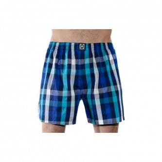 trenky HORSEFEATHERS Sin Boxer Shorts NAVY