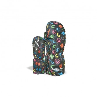 Rukavice Level Kiddy Mitt Pk Rainbow