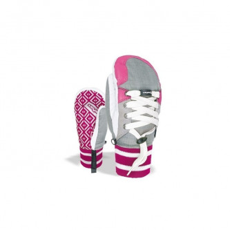 Rukavice Level Sneaker Jr Fucsia