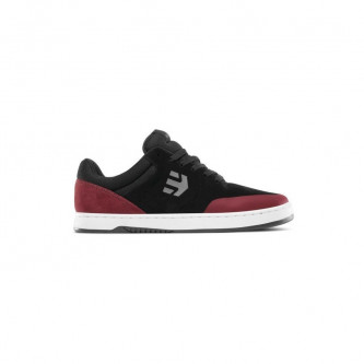 boty ETNIES Marana BLACK RED GREY