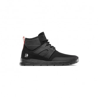 boty ETNIES Beta BLACK BLACK REFLECTIVE
