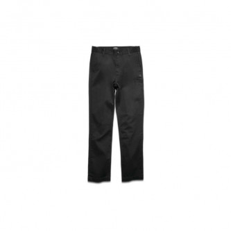 kalhoty ETNIES Staple Straight Chino BLACK