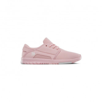boty ETNIES Scout Wmns PINK PINK WHITE