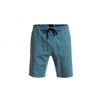 kraťasy QUIKSILVER Fonic Short indian teal