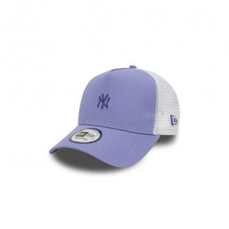 kšiltovka NEW ERA TRUCKER W Pastel New York Yankees Purple 3ab2e5717f