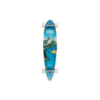 longboard D STREET Pintail Journey Freedom 43 In multi