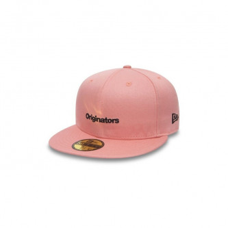 kšiltovka NEW ERA 5950 Ne True Originators BRIGHT ROSE BLACK