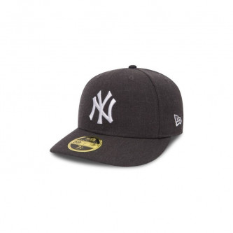 kšiltovka NEW ERA 5950 Heather Lp New York Yankees HEATHER GRAPHITE