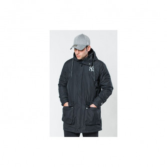 bunda NEW ERA Tech Series Parka New York Yankees NAVY
