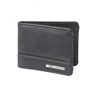 peněženka BILLABONG Dimension Wallet Black