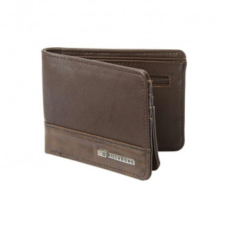 peněženka BILLABONG Dimension Wallet Brown