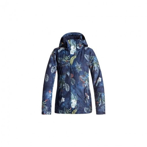 bunda ROXY Jetty Jacket PEACOAT ORISSA FLORAL