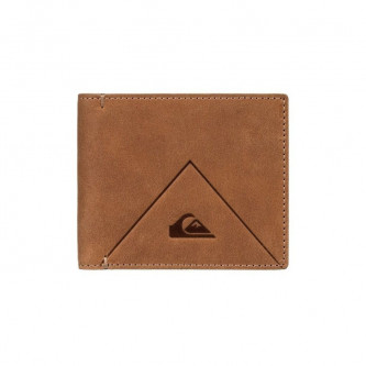 peněženka QUIKSILVER Tylish Plus BONE BROWN