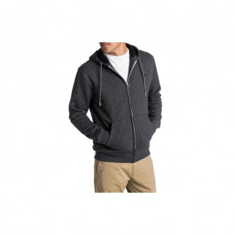 mikina QUIKSILVER Everyday Sherpa Dark Grey Heather