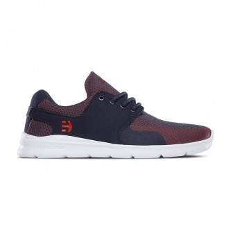boty ETNIES Scout XT Navy Red