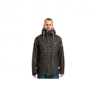 bunda MEATFLY Rodney 2 Parka B BLACK HEATHER