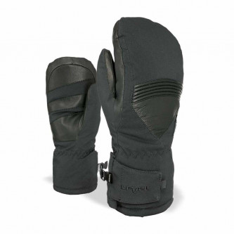 rukavice LEVEL Super Radiator W Mitt Gore-Tex Black