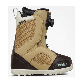 boty THIRTY TWO STW BOA Tan Black