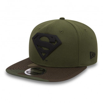 kšiltovka NEW ERA 950 Camomtl Hero Snap Superman
