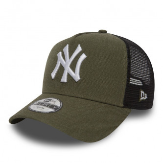 kšiltovka NEW ERA 940K Season Heather Aframe Trucker Youth New York Yankees