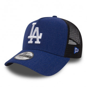 kšiltovka NEW ERA 940K Season Heather Aframe Trucker Youth Los Angeles Dodgers