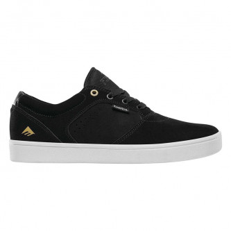 boty EMERICA Figgy Dose Black White Gold