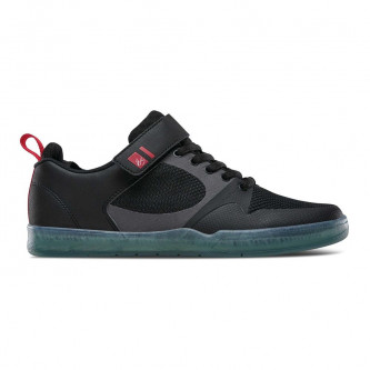 boty ÉS Accel Plus Ever Stitch Black Blue