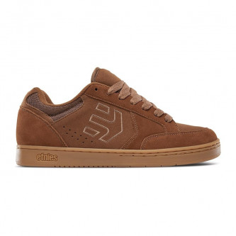 boty ETNIES Swivel Brown Brown Gum
