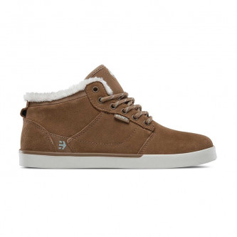 boty ETNIES Jefferson Mid WMNS Brown