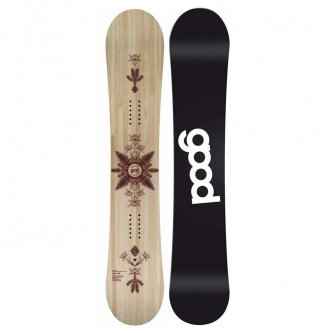snowboard GOOD Julia Double Rocker