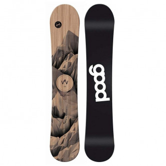 snowboard GOOD Wooden Camber