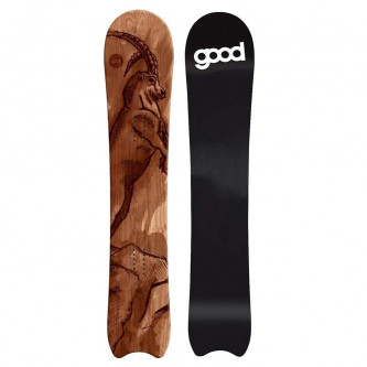 snowboard GOOD Capra Nose Rocker