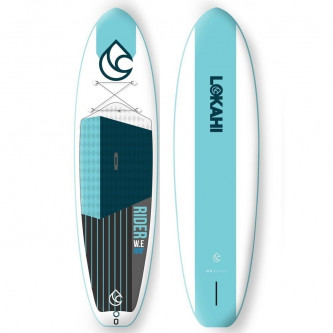 paddleboard LOKAHI W.E Rider Plus 10,6-33 Blue