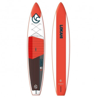 paddleboard LOKAHI W.E. Canoa Air 12,6-30 Orange