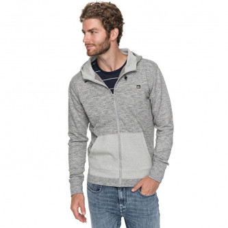 mikina QUIKSILVER Airdrove Medium Grey Heather