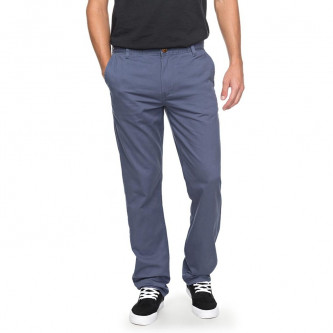 kalhoty QUIKSILVER Everyday Chino Light Vintage Indigo