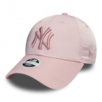 kšiltovka NEW ERA 940W MLB Wmns Satin New York Yankees Pink