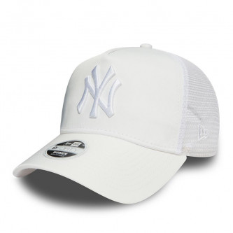 kšiltovka NEW ERA 940W MLB Af Wmns Trucker Satin New York Yankees White
